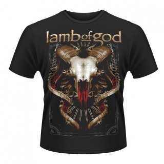 LAMB OF GOD Tech Steer, Tシャツ