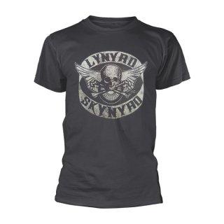 LYNYRD SKYNYRD Biker Patch, Tシャツ