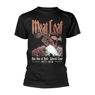 MEAT LOAF Bat Out Of Hell, Tシャツ