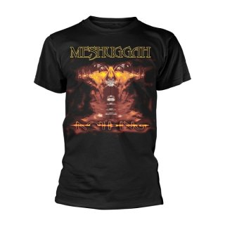 MESHUGGAH Nothing, Tシャツ
