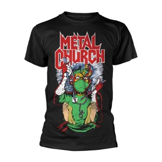 METAL CHURCH Fake Healer, Tシャツ