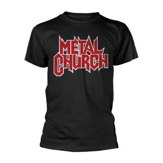 METAL CHURCH Logo, Tシャツ