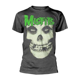MISFITS Large Skull (vintage Wash), Tシャツ