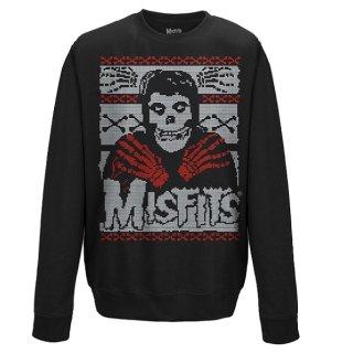 MISFITS Skeleton, スウェットシャツ
