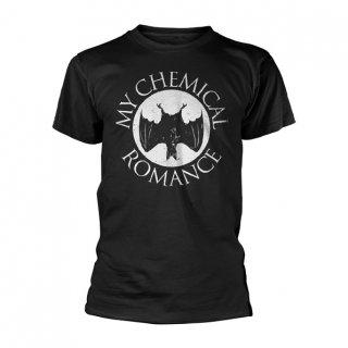 MY CHEMICAL ROMANCE Bat, Tシャツ