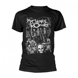 MY CHEMICAL ROMANCE Dead Parade, Tシャツ