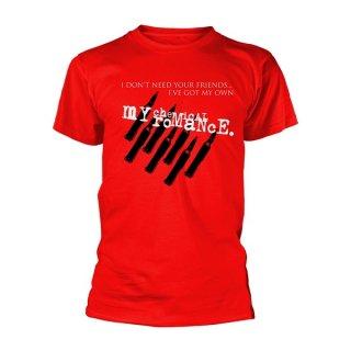 MY CHEMICAL ROMANCE Friends, Tシャツ