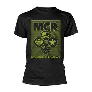 MY CHEMICAL ROMANCE Lock Box, Tシャツ