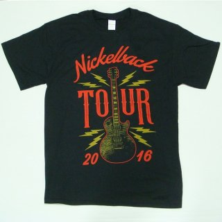 NICKELBACK Guitar Tour 2016, Tシャツ