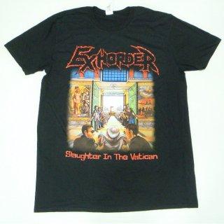 EXHORDER Slaughter In The Vatican, Tシャツ