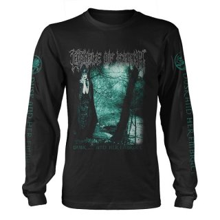 CRADLE OF FILTH Dusk And Her Embrace, ロングTシャツ