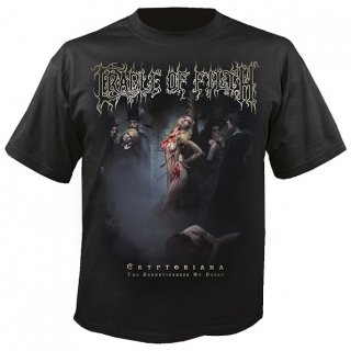 CRADLE OF FILTH Exquisite Torment Awaits, Tシャツ