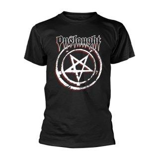 ONSLAUGHT Pentagram, Tシャツ