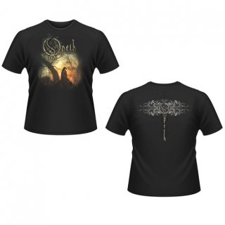 OPETH Cloaked Figure, Tシャツ