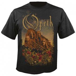 OPETH Garden Of The Titans, Tシャツ