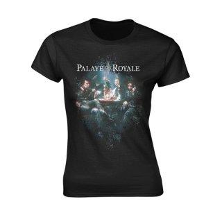 PALAYE ROYALE Boom Boom Room, レディースTシャツ
