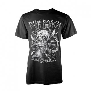 PAPA ROACH Dare To Dream, Tシャツ