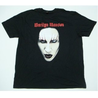 MARILYN MANSON Red Lips, Tシャツ