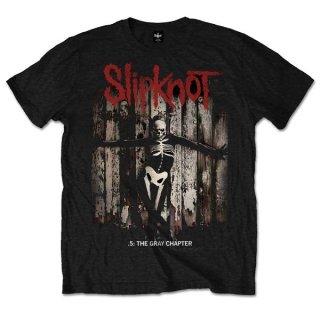 SLIPKNOT .5: The Gray Chapter Album, Tシャツ