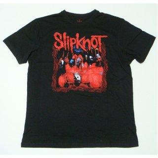 SLIPKNOT Band Frame, Tシャツ