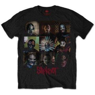 SLIPKNOT Blocks, Tシャツ