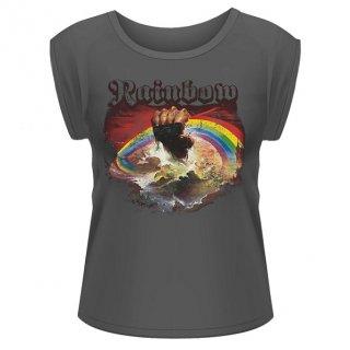 RAINBOW Rising Gry 1, レディースTシャツ