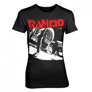 RANCID Boot, レディースTシャツ