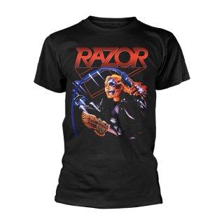 RAZOR Evil Invaders, Tシャツ