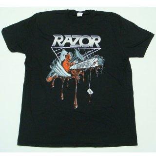 RAZOR Violent Restitution, Tシャツ