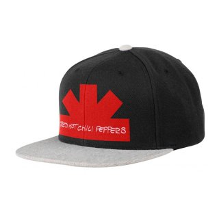 RED HOT CHILI PEPPERS Asterisk (snapback), キャップ
