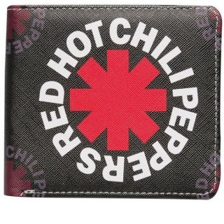 RED HOT CHILI PEPPERS Black Asterisk, 財布