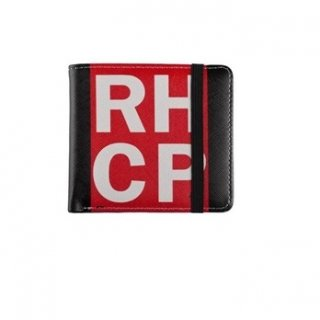 RED HOT CHILI PEPPERS Rhcp Logo, 財布