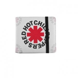 RED HOT CHILI PEPPERS White Asterisk, 財布