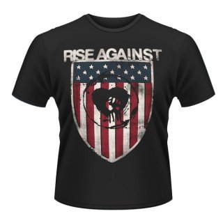 RISE AGAINST Shield, Tシャツ