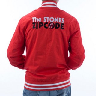 THE ROLLING STONES Cotton Varsity Jacket, バーシティジャケット