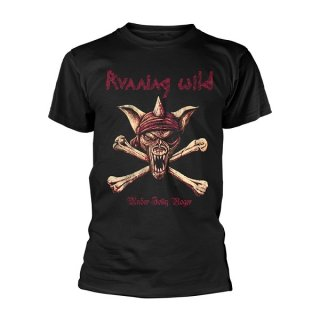 RUNNING WILD Under Jolly Roger, Tシャツ