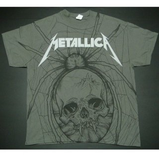 METALLICA Spider A/o, Tシャツ