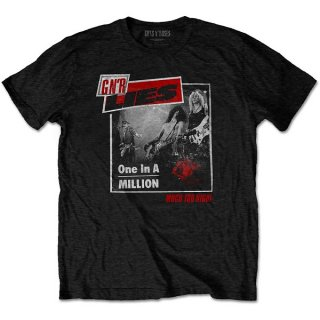 GUNS N' ROSES One In A Million, Tシャツ