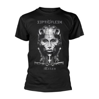 SEPTICFLESH Titan Head, Tシャツ