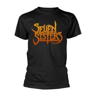 SEVEN SISTERS Logo, Tシャツ