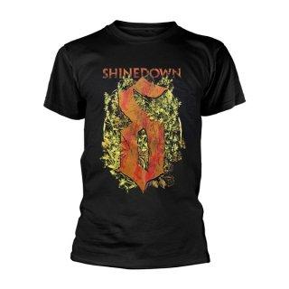 SHINEDOWN Overgrown, Tシャツ