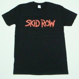 SKID ROW Logo, Tシャツ