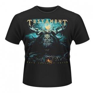 TESTAMENT Dark Roots Of Earth, Tシャツ