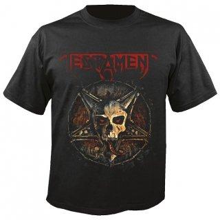 TESTAMENT First Strike 2017, Tシャツ