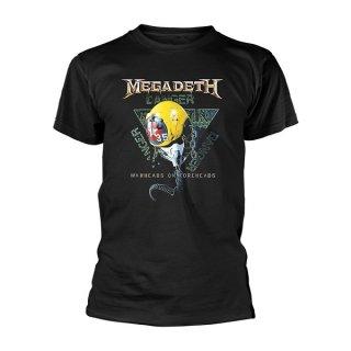 MEGADETH Vc35, Tシャツ