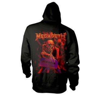 MEGADETH Peace Sells, パーカー