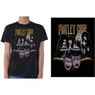 MOTLEY CRUE Theatre Vintage, Tシャツ