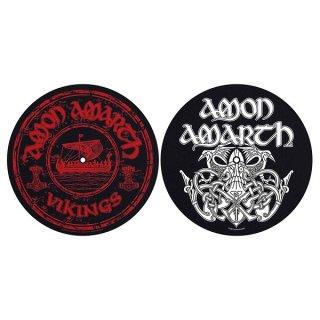 AMON AMARTH Vikings, スリップマット(2枚入り)