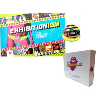 THE ROLLING STONES Exhibitionism Glow In The Dark, ジグソーパズル