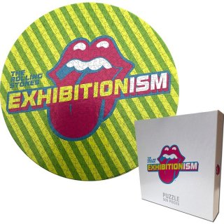 THE ROLLING STONES Exhibitionism Round, ジグソーパズル